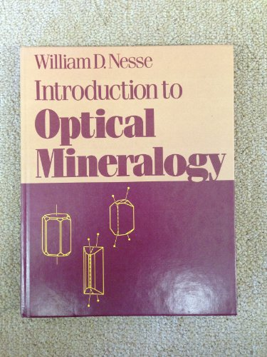 9780195036381: Introduction to Optical Mineralogy