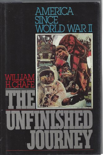 9780195036398: The Unfinished Journey: America Since World War II