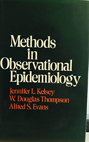 9780195036572: Methods in Observational Epidemiology (Monographs in Epidemiology and Biostatistics)