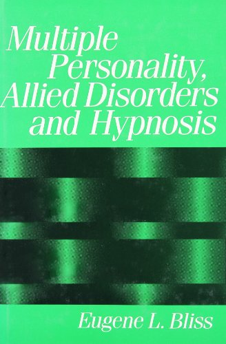 Multiple Personality, Allied Disorders, and Hypnosis