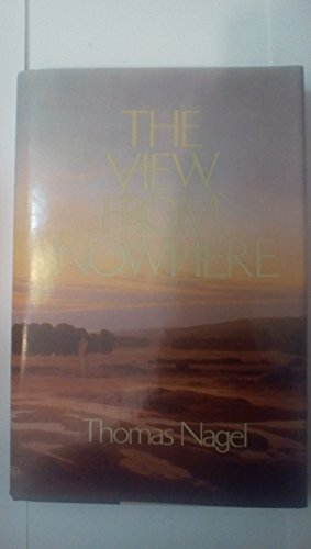 9780195036688: The View From Nowhere