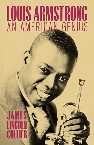 9780195037272: Louis Armstrong: An American Genius