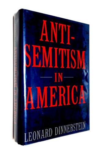 9780195037807: Anti-Semitism in America