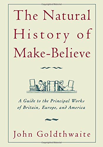 9780195038064: The Natural History of Make-Believe: A Guide to the Principal Works of Britain, Europe, and America