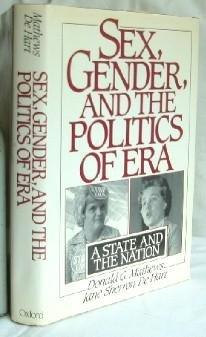 Sex, Gender and the Politics of Equal: Donald G. Mathews,