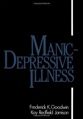 9780195039344: Manic-Depressive Illness
