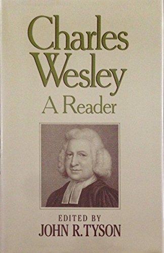 Charles Wesley: A Reader (0195039599) by Charles Wesley