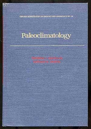 9780195039634: Paleoclimatology (Oxford Monographs on Geology and Geophysics)