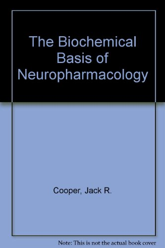 9780195040357: The Biochemical Basis of Neuropharmacology