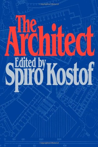 9780195040449: The Architect: Chapters in the History of the Profession