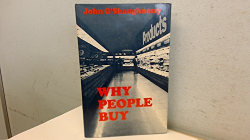 9780195040869: Why People Buy