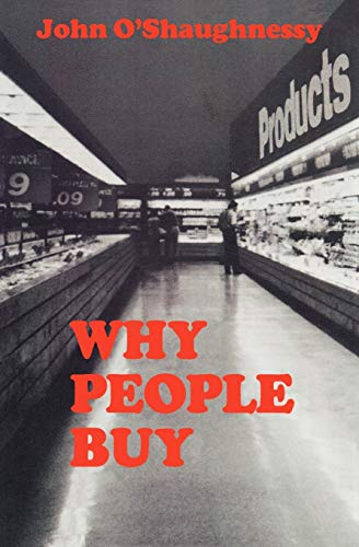 9780195040876: Why People Buy