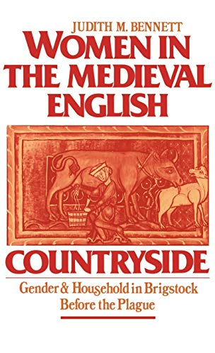 9780195040944: Women in the Medieval English Countryside: Gender and Household in Brigstock before the Plague