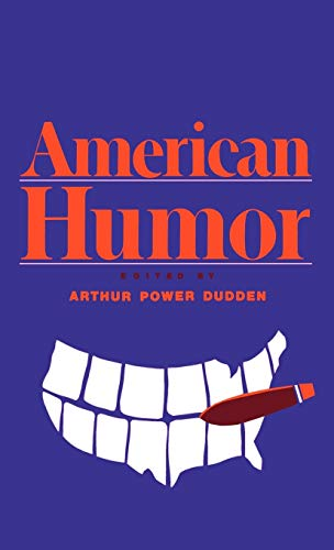 9780195042122: American Humor
