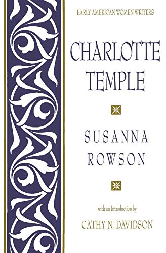 9780195042382: Charlotte Temple (Early American Women Writers)