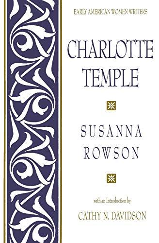 9780195042382: Charlotte Temple (Early American Women Writers)