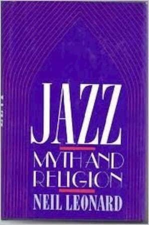 9780195042498: Jazz: Myth and Religion