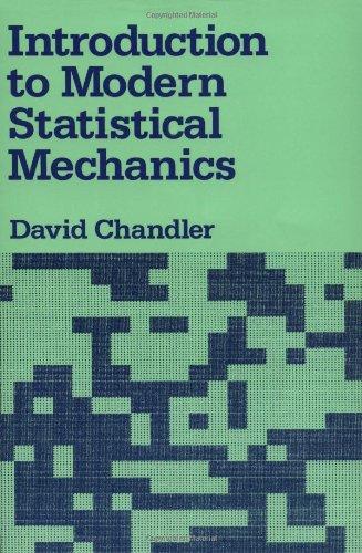 9780195042771: Introduction to Modern Statistical Mechanics