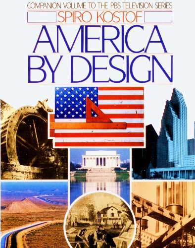 9780195042832: America by Design: Based on the Pbs Series by Guggenheim Productions, Inc.