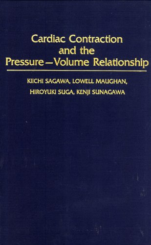 9780195043204: Cardiac Contraction and the Pressure-volume Relationship