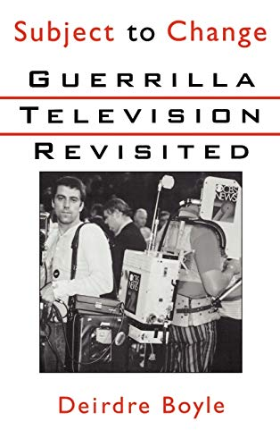 9780195043341: Subject to Change: Guerrilla Television Revisited
