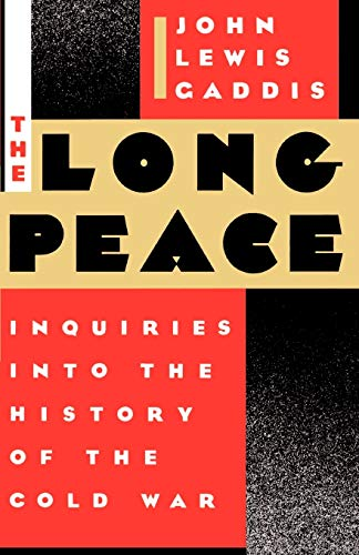 9780195043358: The Long Peace: Inquiries Into the History of the Cold War