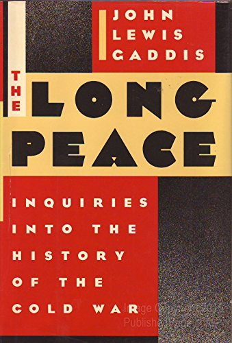 9780195043365: The Long Peace: Inquiries Into the History of the Cold War