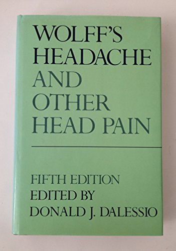9780195043563: Wolff's Headache and Other Head Pain