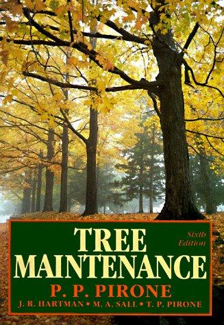 9780195043709: Tree Maintenance