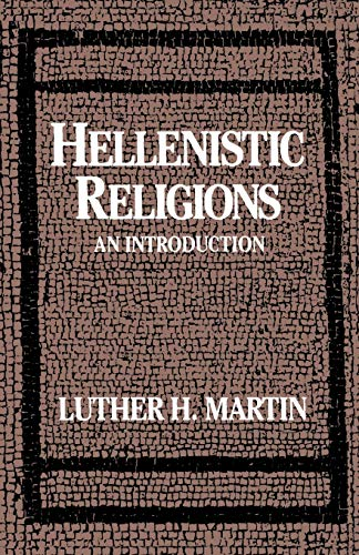 9780195043914: Hellenistic Religions: An Introduction