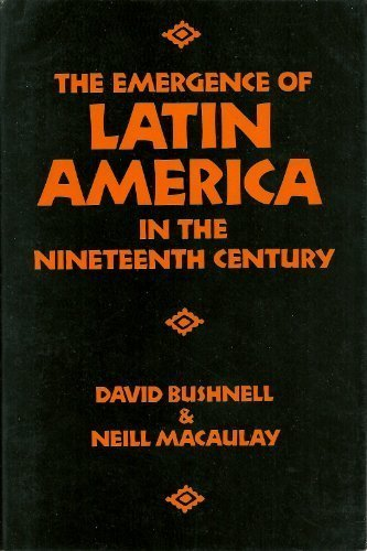 9780195044645: The Emergence of Latin America in the Nineteenth Century