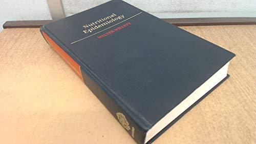 9780195045017: Nutritional Epidemiology (Monographs in Epidemiology and Biostatistics)