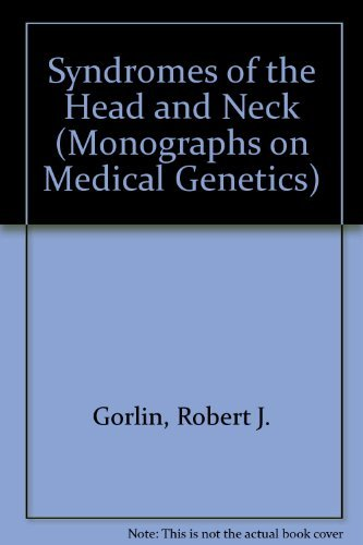 9780195045185: Syndromes of the Head and Neck (Monographs on Medical Genetics)