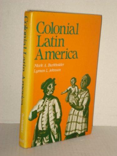 9780195045420: Colonial Latin America