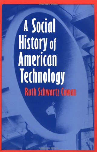 9780195046052: A Social History of American Technology