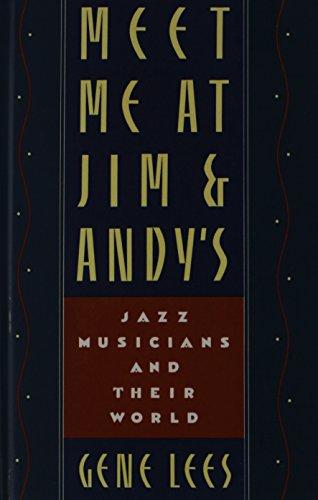 Meet Me at Jim & Andy's: Jazz: Lees, Gene