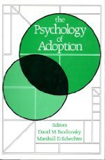 9780195048926: The Psychology of Adoption