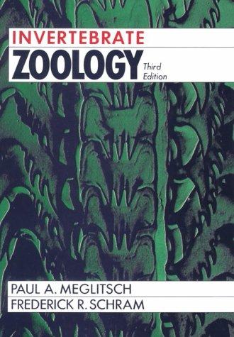 9780195049008: Invertebrate Zoology