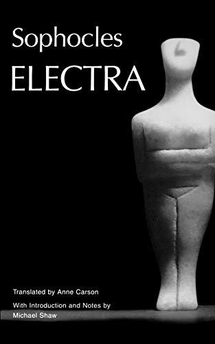 9780195049602: Electra (Greek Tragedy in New Translations)