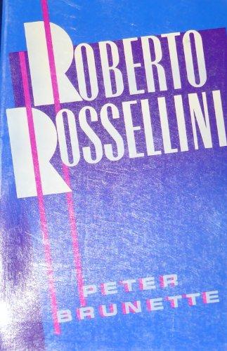 9780195049893: Roberto Rossellini