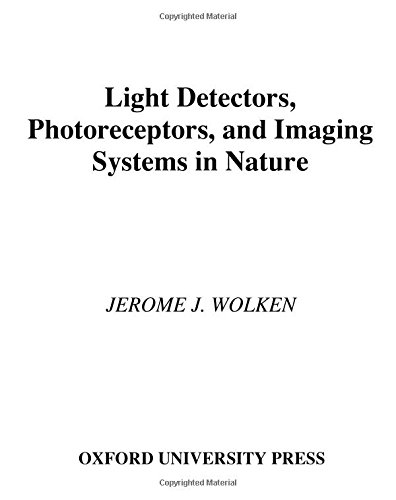 9780195050028: Light Detectors, Photoreceptors, and Imaging Systems in Nature