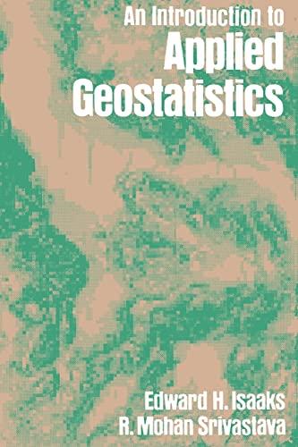 9780195050134: Applied Geostatistics