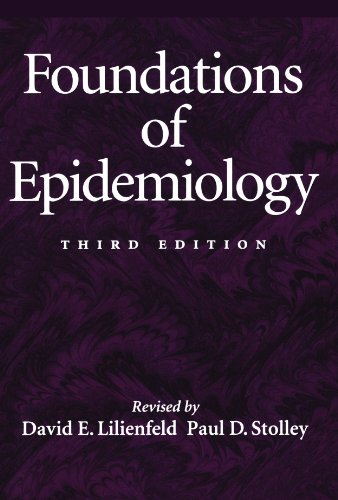 Foundations of Epidemiology (Paper): Lilienfeld, David E.,