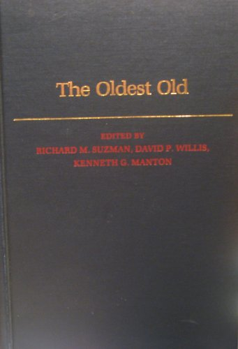 9780195050608: The Oldest Old