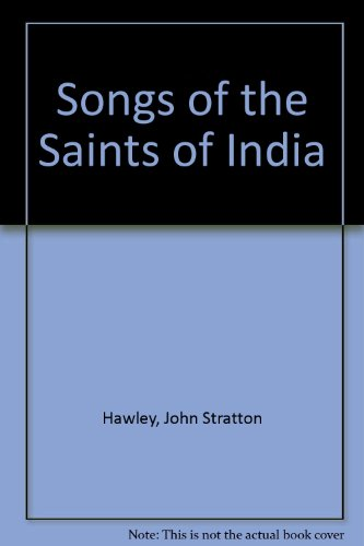 9780195052206: Songs of the Saints of India