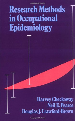 9780195052244: Research Methods in Occupational Epidemiology (Monographs in Epidemiology and Biostatistics)