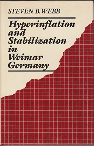 9780195052947: Hyperinflation and Stabilization in Weimar Germany