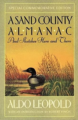 9780195053050: A Sand County Almanac