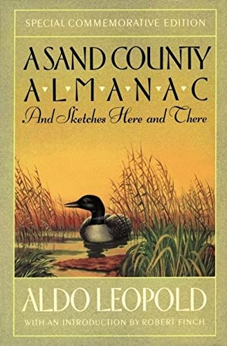 9780195053050: A Sand County Almanac: And Sketches Here and There, Special Commemorative Edition