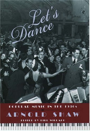 9780195053074: Let's Dance: Popular Music in the 1930s